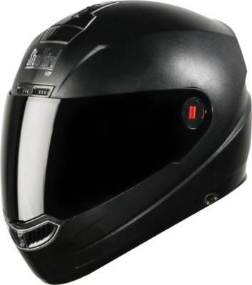 Steelbird AIR SBA 1 HF Hands Free ( BLACK) Size-58 Cm Motorbike Helmet