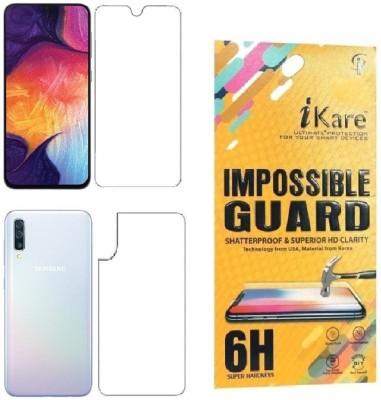 EASYBIZZ Tempered Glass Guard for Samsung Galaxy S7 Edge(Pack of 1)