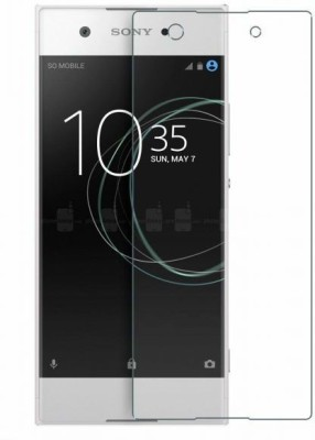 SVENMAR Tempered Glass Guard for Sony Xperia XA1(Pack of 1)