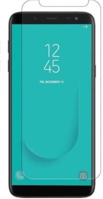 SAMARA Tempered Glass Guard for Samsung Galaxy J8(Pack of 1)