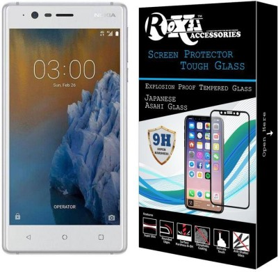 Furious3D Tempered Glass Guard for Nokia 3(Pack of 1)