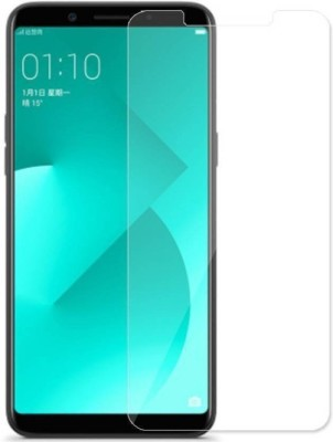 SAMARA Tempered Glass Guard for SAMSUNG GALAXY ON8 (2018) SM-J810GF(Pack of 1)