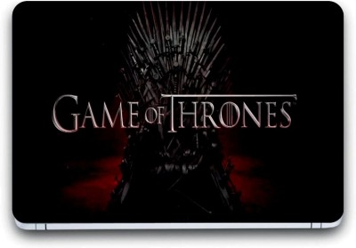 Gallery 83 ® game of thrones Exclusive High Quality Laptop Decal, laptop skin sticker 15.6 inch (15 x 10) Inch G83_skin_3494new Vinyl Laptop Decal 15.6