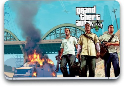 Gallery 83 ® grand theft auto vice city game Exclusive High Quality Laptop Decal, laptop skin sticker 15.6 inch (15 x 10) Inch G83_skin_3923new Vinyl Laptop Decal 15.6