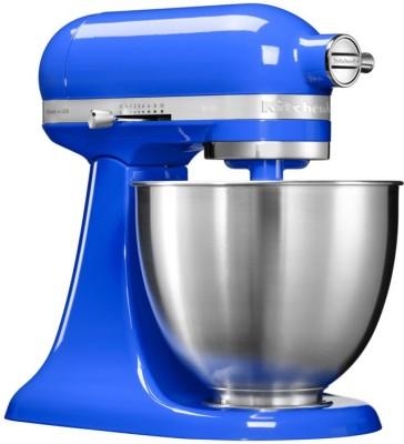 KitchenAid ARTISAN MINI STAND MIXER TWILIGHT BLUE 240 Juicer Mixer Grinder(Twilight Blue, 1 Jar)
