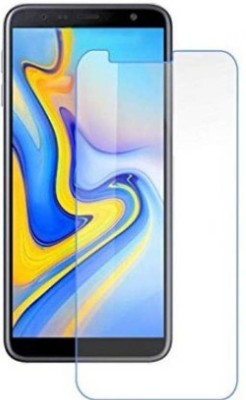 SAMARA Tempered Glass Guard for SAMSUNG GALAXY J6 INFINITY SM-J600G/DS(Pack of 1)