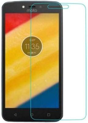 GELESER Tempered Glass Guard for Motorola Moto C Plus