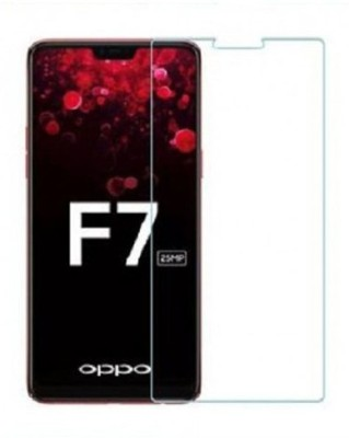 RIGIL Tempered Glass Guard for OPPO F1 Plus(Pack of 1)