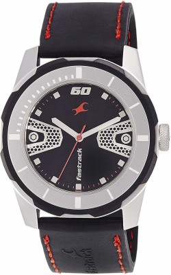 Fastrack NG3099SP04 Sports Analog Watch   For Men Fastrack Wrist Watches