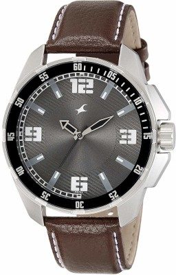 Fastrack NG3084SL02 Analog Watch   For Men Fastrack Wrist Watches