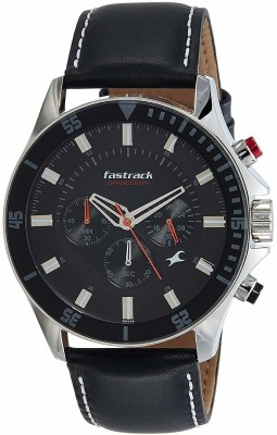 Fastrack ND3072SL02 Analog Watch   For Men Fastrack Wrist Watches