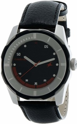 Fastrack NG3099SL06C The Daddie Analog Watch   For Men Fastrack Wrist Watches