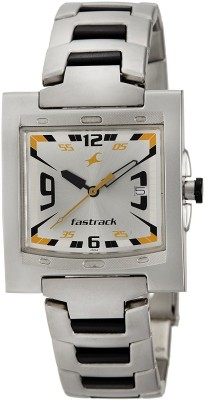 FastrackNG1229SM04 Basics Analog Watch   For Men