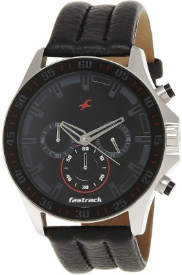 Fastrack ND3072SL06 Chronograph Analog Watch   For Men Fastrack Wrist Watches