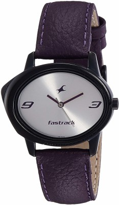 Fastrack 6098NL01 Analog Watch   For Women Fastrack Wrist Watches