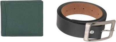 roy Wallet, Belt Combo(Green, Black)