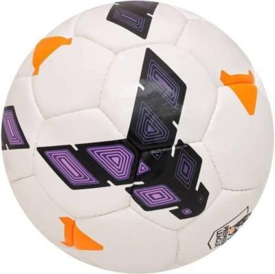 Dibaco Sports Purple Strike Premier League Football   Size: 5 Pack of 1, Multicolor