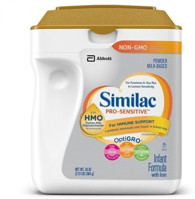 Similac Pro-Sensitive NON-GMO(964 g, Upto 12 Months) at flipkart