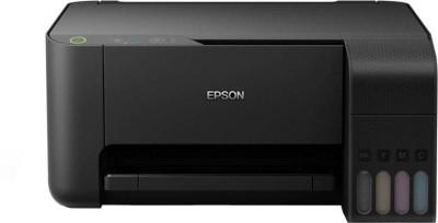 Epson L3100 Multi-function Printer(Black, Refillable Ink Tank)