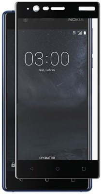 Roxel Tempered Glass Guard for Nokia 3(Pack of 1)