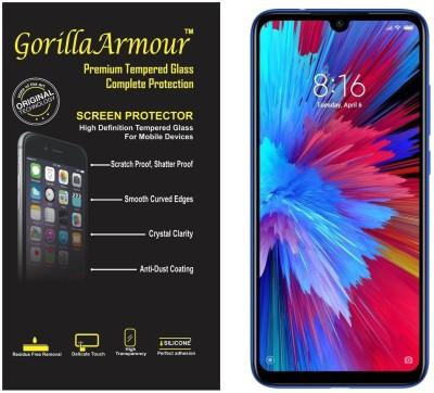 Gorilla Armour Tempered Glass Guard for Mi Redmi Note 7, Mi Redmi Note 7 Pro, Mi Redmi Note 7S(Pack of 1)