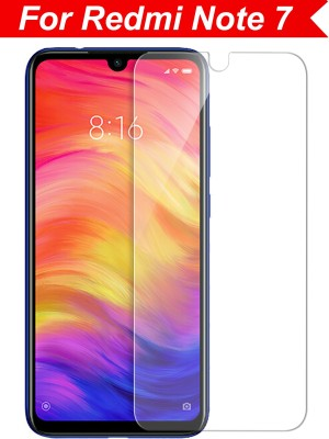 Knotyy Tempered Glass Guard for Mi Redmi Note 7(Pack of 1)