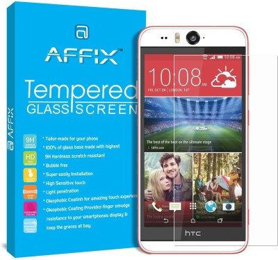 Affix Tempered Glass Guard for HTC Desire Eye(Pack of 1)