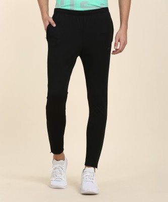 Nike Solid Men Black Track Pants at flipkart