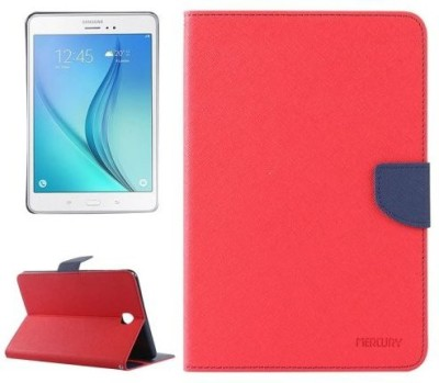 Eassy Store Flip Cover for Samsung Galaxy Tab 3 Neo (7.0inch) T110(Red, Hard Case)
