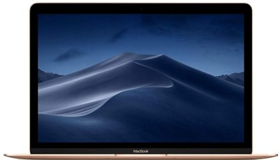 Apple MacBook Core m3 7th Gen - (8 GB/256 GB SSD/Mac OS Mojave) MRQN2HN/A(12 inch, Gold, 0.92 kg)