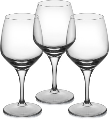 Pasabahce 44465 Glass Set(Glass, 250 ml, Clear, Pack of 3)