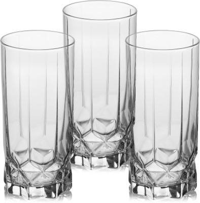 Pasabahce 1007000 Glass Set(Glass, 325 ml, Clear, Pack of 6)