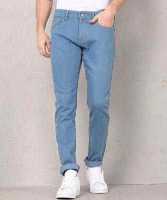 Metronaut Flexi Slim Men Light Blue Jeans