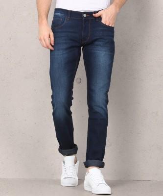 Metronaut Flexi Slim Men Dark Blue Jeans