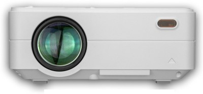 PLAY Portable 4 Inch Portable Projector(White)