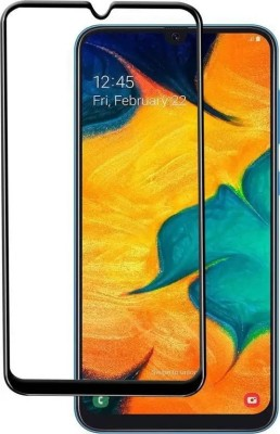 Bizone Edge To Edge Tempered Glass for Samsung Galaxy A30, Samsung Galaxy A50, Samsung Galaxy M30, Samsung Galaxy M20(Pack of 1)