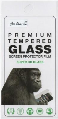 BLACK GORILLA Tempered Glass Guard for Micromax Canvas L A108