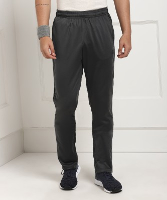 ADIDAS Striped Men Grey Track Pants at flipkart