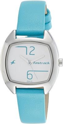 Fastrack NN6162SL02 Analog Watch - For Women