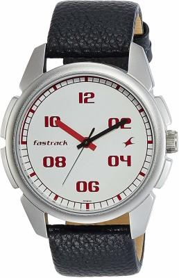 FastrackNG3124SL01 Bare Basic Analog Watch   For Men