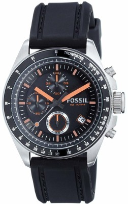 Fossil CH2647 Decker Analog Watch   For Men End of Season Style Fossil Wrist Watches