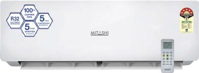 Mitashi 1 Ton 5 Star BEE Rating 2018 Inverter AC  - White(MiSAC105INv35, Copper Condenser) 1