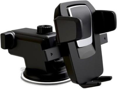 BUY SURETY Car Mobile Holder for Dashboard, Windshield Black BUY SURETY Car Mobile Holders