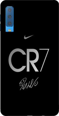 RJ14 (Online) Back Cover for SAMSUNG GALAXY A7 2018(Multicolor, Grip Case, Silicon)