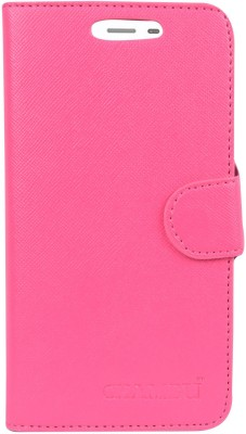 CHAMBU Flip Cover for Garmin-Asus nuvifone A50(Pink, Shock Proof)