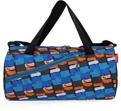 Sfane Trendy Men   Women Printed Sports Duffel Duffel Without Wheels Sfane Duffel Bags