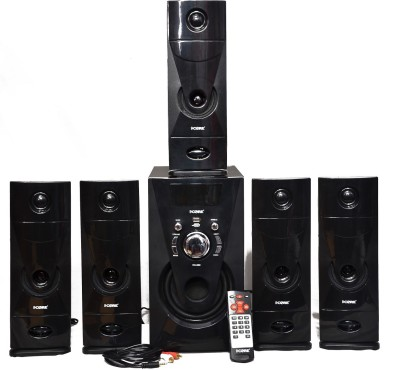 9 CORE TOWER HT-002 Bluetooth Home Theatre(Black, 5.1 Channel)