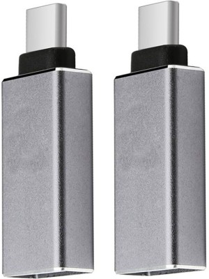 GIPTIP USB Type C OTG Adapter(Pack of 2)