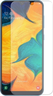 Hupshy Edge To Edge Tempered Glass for Samsung Galaxy A30, Samsung Galaxy A30s, Samsung Galaxy A50, Samsung Galaxy A50s, Samsung Galaxy M30, Samsung Galaxy M30s, Samsung Galaxy A20(Pack of 1)