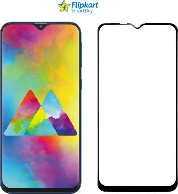 Flipkart SmartBuy Edge To Edge Tempered Glass for Samsung Galaxy M20, Samsung Galaxy A10(Pack of 1)